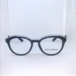 Dolce and Gabbana 3268 Shiny Grey Eyeglasses